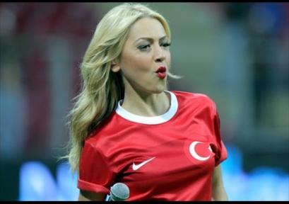 Danimarka – Türkiye Maçı Hadise Konseri – 500. Maç