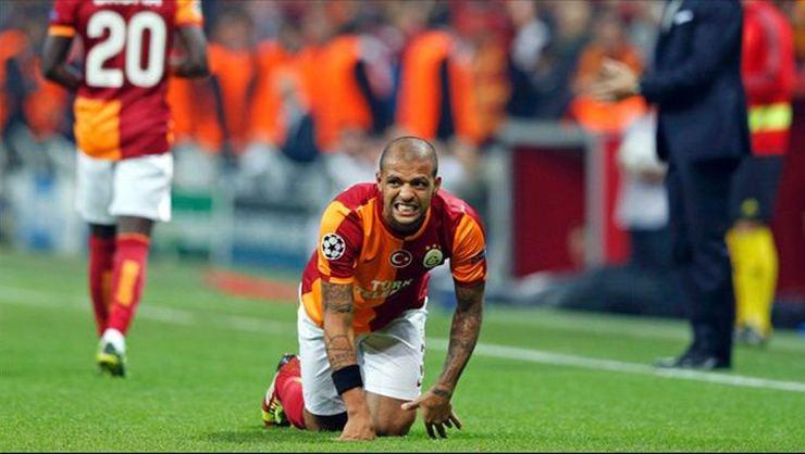 Felipe Melo Galatasaray'dan Ayrılıyor mu?