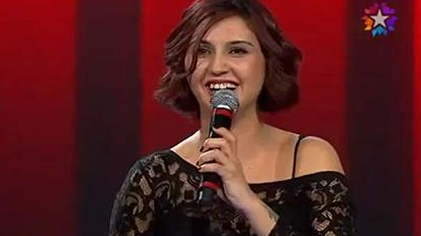O Ses Türkiye Nur Cennet Uçar – Kovulan Yarışmacı