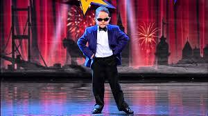 Okan Şenyuva Yetenek Sizsiniz Türkiye Gangnam Style Dansı