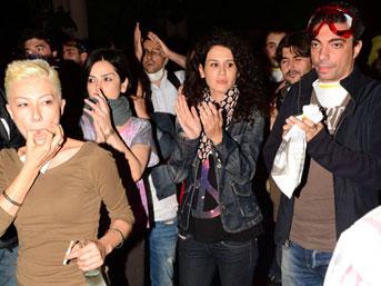 Taksim Gezi Parkı Eyleminde Bulunan Ünlüler Kimler?