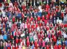 Binlerce Öğrenci Erzurum'da Kitap Okudu