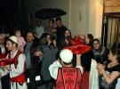 Bursa'daki Arnavutlar sahura kendi yöntemleriyle uyanıyor