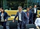 Avro Bölgesi liderleri Yunanistan için toplandı