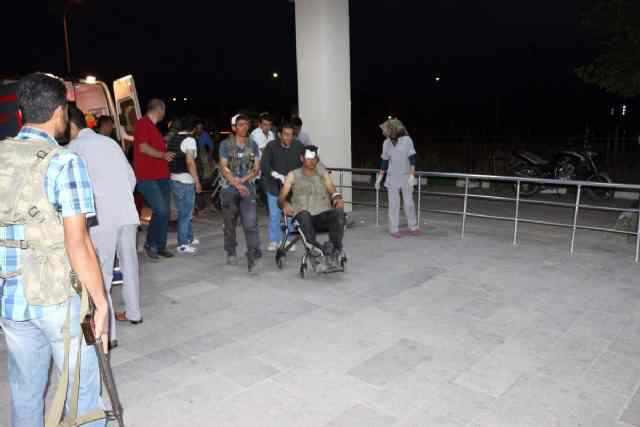 Ağrı'da Jandarma Karakoluna İntihar Saldırısı