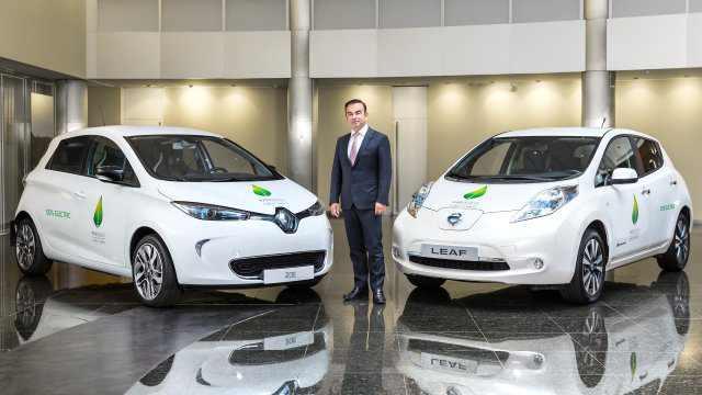 Renault-Nissan İttifakı Elektrik Motorlu Araç Satışında Rekor