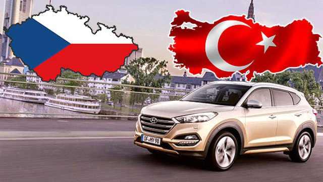 Türkler Çeklerle Hyundai'nin Kritik