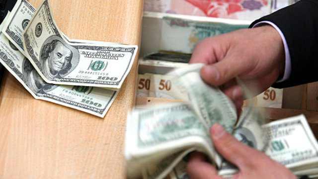 Dolar Alıp Faize Yatıranların Sayısı Arttı