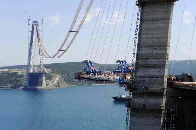 3. Köprünün Açılışı Ertelenecek mi?