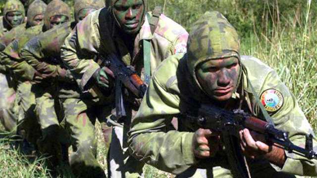 Rusya'ya Küba Ordusundan Takviye Yapıldı