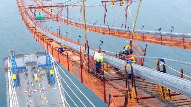 3. Köprü Ne Zaman Tamamlanacak