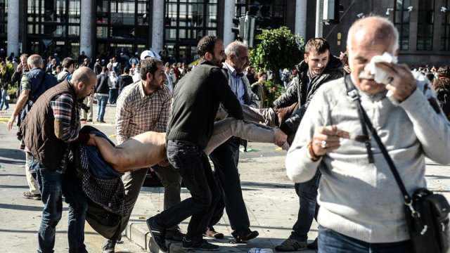 Rus Ajansı: IŞİD Ankara'ya Saldırdı