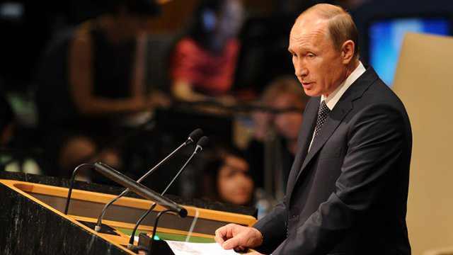Suriye'den Rusya'ya Bağlılık Sözü