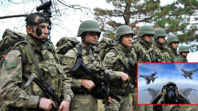 TSK Toplam Asker Sayısını Açıkladı