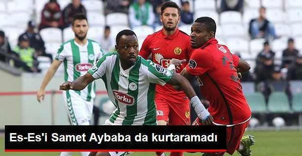 Torku Konyaspor 3 – Eskişehirspor'u 2 Maç Özeti