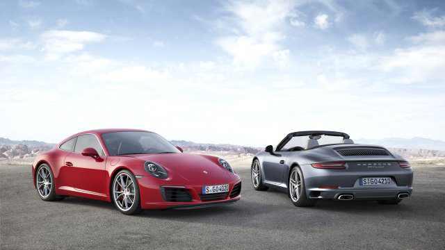 Yeni Porsche 911 Kasım Ayında Türkiye'de