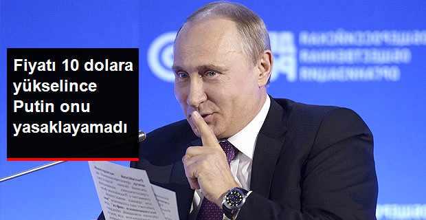 Rusya Pahalı Olduğu için Limon Almaya Devam Ediyor