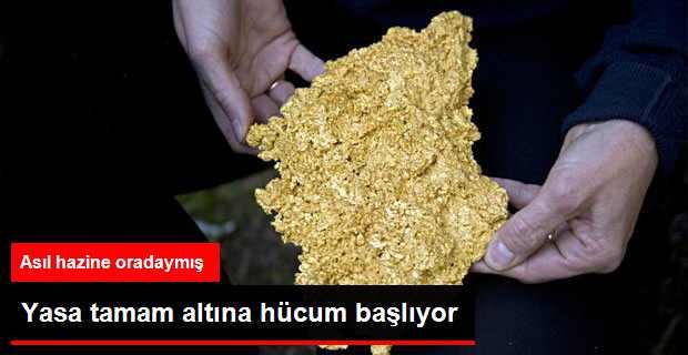 Uzay'da Altın Bulundu