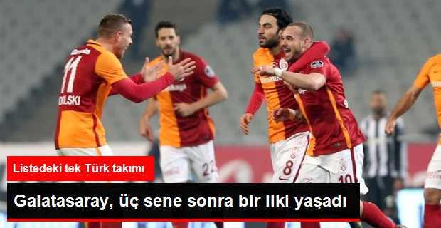 Dünyanın En Çok Gelir Elde Eden 21. Takımı Galatasaray Oldu