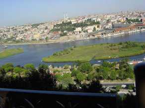 İstanbul'un Göbeğindeki Bahariye Adaları