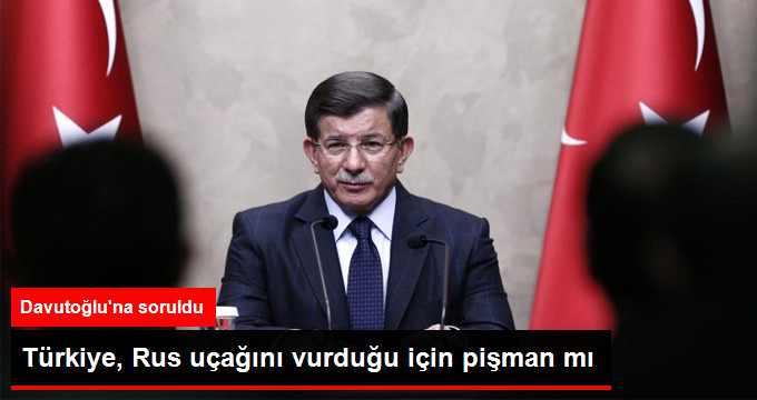 Türkiye Rus Uçağını Vurduğu için Pişman mı?