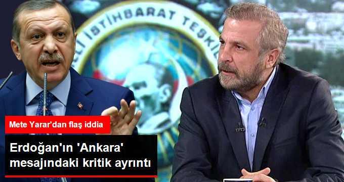 Erdoğan Sınır Ötesi Operasyonu İşaret Etti