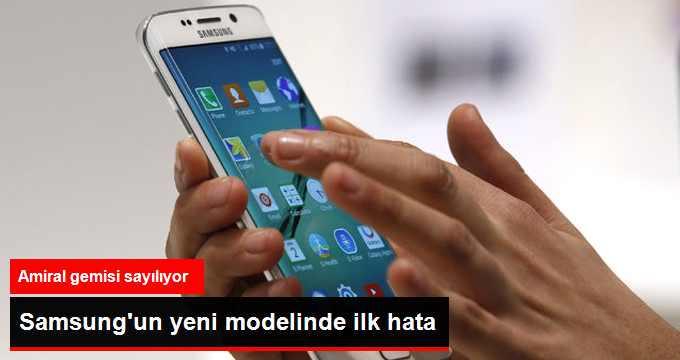 Galaxy S7 Edge Üretimi Sorunlu mu?