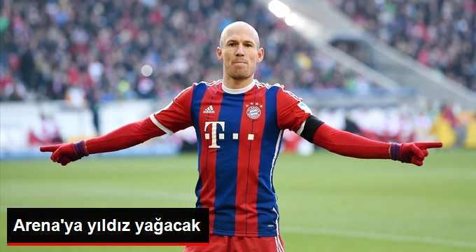 Beşiktaş Yıldız Listesini Hazırladı