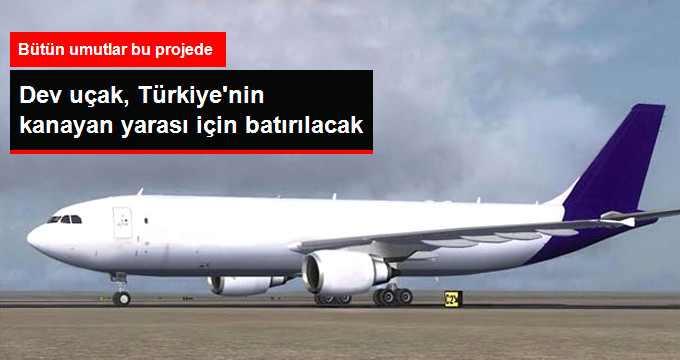Kuşadası'nda Dev Uçak Dalış Turizmi İçin Batırılacak