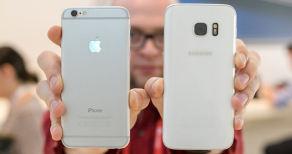 Galaxy S7'mi, iPhone SE'mi Daha İyi