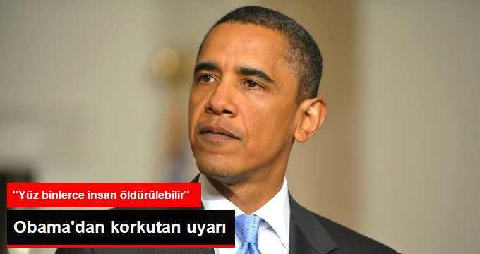 Obama: Nükleer Terör Tehdidiyle Karşı Karşıyayız