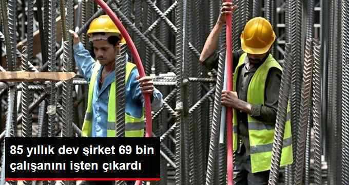 """Suudi """"Bin Ladin"""" Şirketi 69 Bin Çalışanını İşten Çıkardı"""