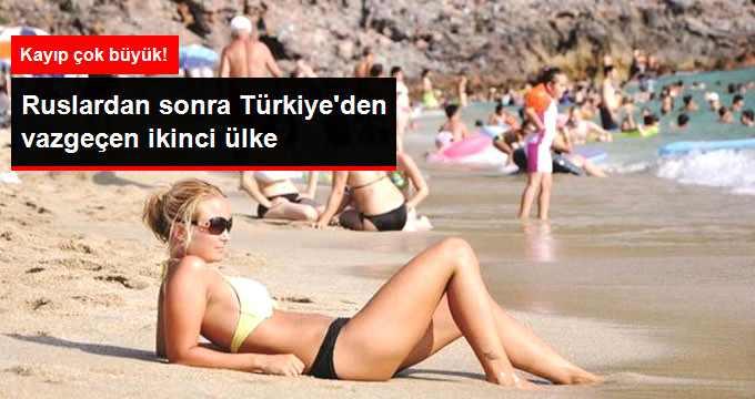 Antalya Turizminde Büyük Kayıp