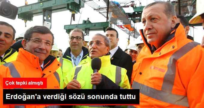 3. Köprü Çalışanlarına Söz Verilen İkramiyeler Dağıtıldı