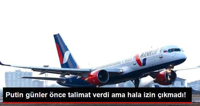Antalya Rusya'dan İlk Charter Uçağı Bekliyor