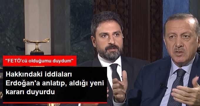 Erdoğan'ın Hakkındaki İddiaları Dile Getirdi