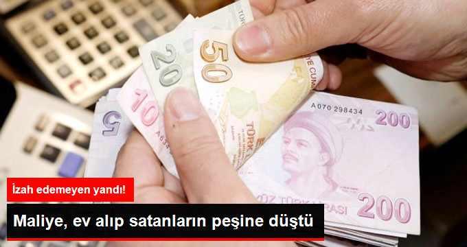 Maliye Konutlarını Değerinin Altında Alanı Satanı Çağıracak