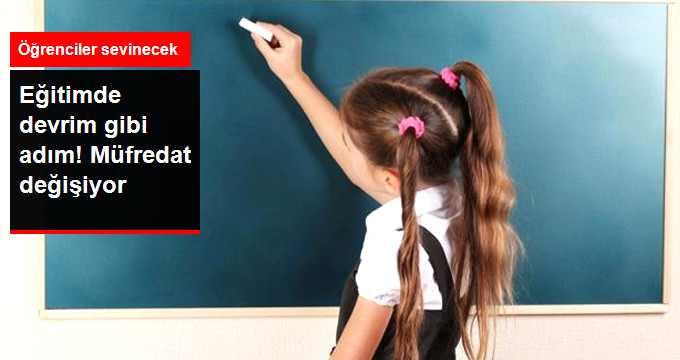Milli Eğitim Müsteşarı Tekin: Müfredatımızı Hafifleteceğiz