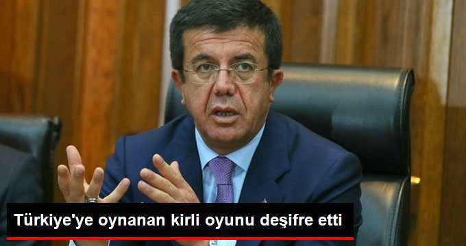 Türkiye'ye Ekonomik Operasyon Yapılmaya Çalışılıyor