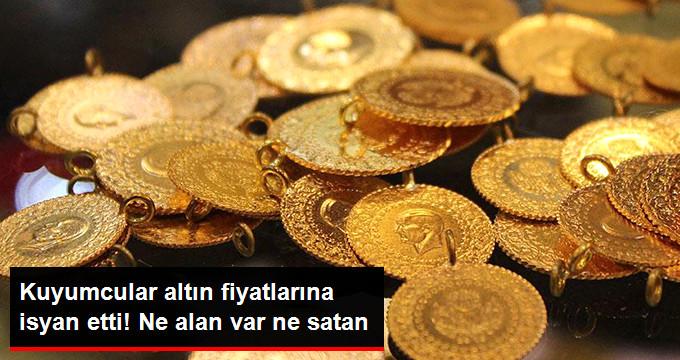 Altın En Çok Adanalı Kuyumcuları Üzdü