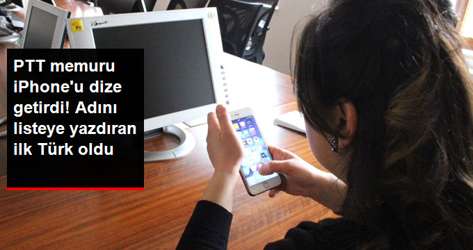 PTT Çalışanı iPhone'nun Güvenlik Açığını Buldu