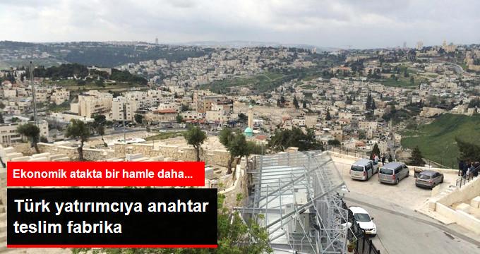 Filistin'de Türk Yatırımcıya Anahtar Teslim Fabrika
