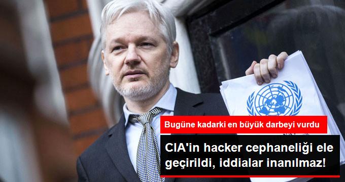 Wikileaks CIA Konusunda İnanılmaz Gelişme