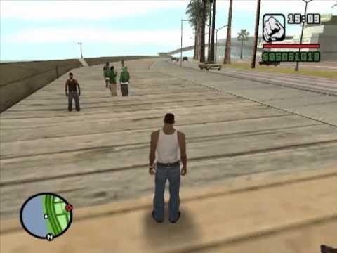 GTA San Andreas Oyunu İpuçları