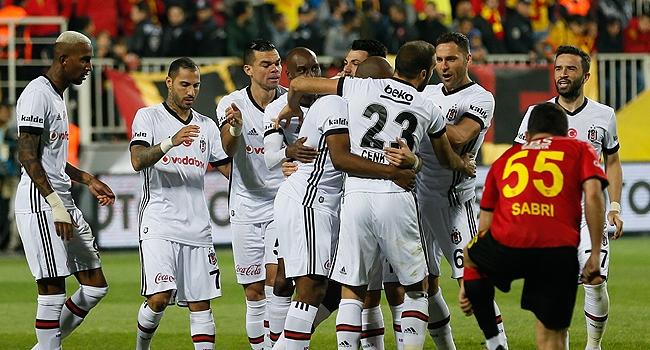 Beşiktaş – Göztepe Maçı için Soruşturma Açıldı