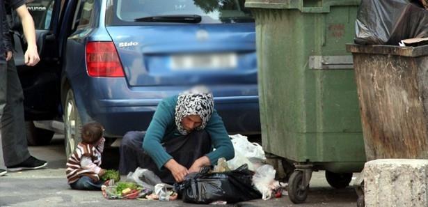 Türkiye'de Fakir Aile Sayısı Artışta