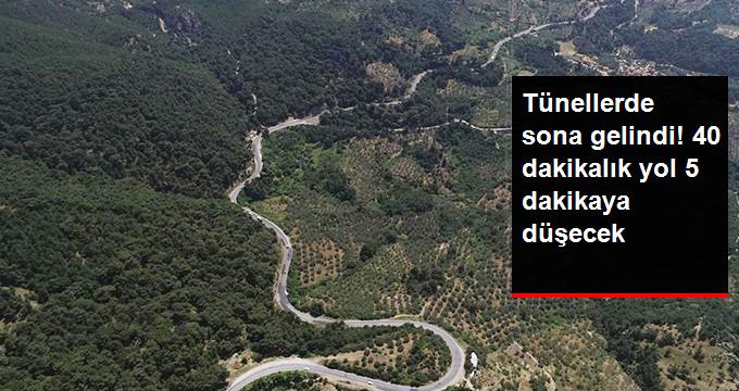 Çanakkale'yi İzmir ve Balıkesir'e Bağlayan 40 Dakikalık Yol
