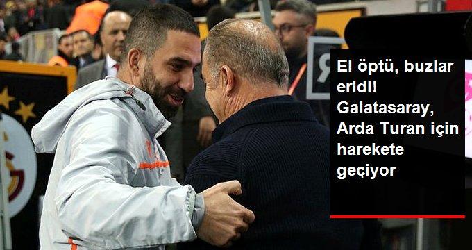 Arda Turan, 9 Yıl Aradan Sonra Galatasaray'a Geri Dönüyor