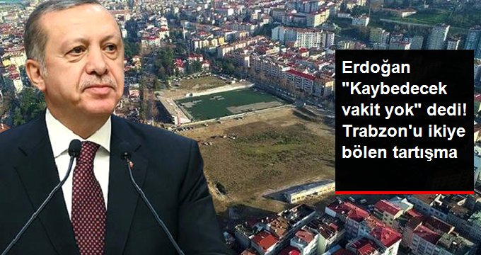 Trabzon'da Vatandaşları İkiye Böldü: Sahada Maç Yapılsın Mı? Yapılmasın mı?