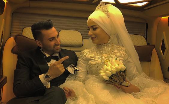 """Instagram Fenomeni """"Emrah Yılmaz"""" Evlendi!"""